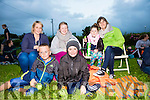 The Force is Strong with this group for the screening of Star Wars Episode VII in Portmagee on Saturday pictured front l-r; Luke & Darragh O'Sullivan, back l-r; Ann Maria O'Sullivan, Sarah, Amy & Anna Kennedy.