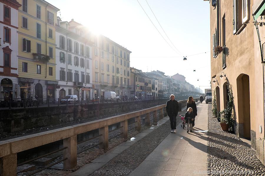 Milano, Navigli, SBB Via Reportage