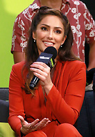 NEW YORK, NY - OCTOBER 5: Minka Kelly at the Titans Cast Interview during the 2018 New York Comic Con at The Jacob K. Javits Convention Center in New York City on October 5, 2018. <br /> CAP/MPI99<br /> &copy;MPI99/Capital Pictures