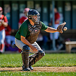 1 September 2019: The Burlington Cardinals host the Waterbury Warthogs at Burlington High School in Burlington, Vermont. The Warthogs edged out the Cardinals 2-1 to end the regular season of league play. Mandatory Credit: Ed Wolfstein Photo *** RAW (NEF) Image File Available ***