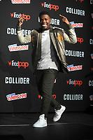 John Boyega beim Panel zu 'Pacific Rim: Uprising / Pacific Rim 2' auf der New York Comic Con 2017 im Javits Center. New York, 06.10.2017