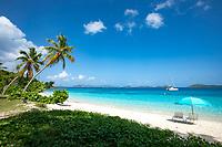Honeymoon Beach<br /> St. John<br /> Virgin Islands National Park