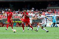 São Paulo (SP), 15/12/2019 - Futebol-Legendscup - Zé Roberto do Bayern. Partida entre as lendas de São Paulo e Bayern no estádio do Morumbi, em São Paulo (SP), domingo (15).