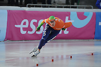 SCHAATSEN: BOEDAPEST: Essent ISU European Championships, 08-01-2012, 1500m Men, Jan Blokhuijsen NED, ©foto Martin de Jong