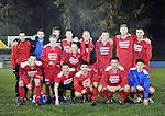 2015-10-31 /voetbal / seizoen 2015 - 2016 / Zwaluwen Olmen – Wezel / De ploeg van Zwaluwen Olmen is periodekampioen in 3C