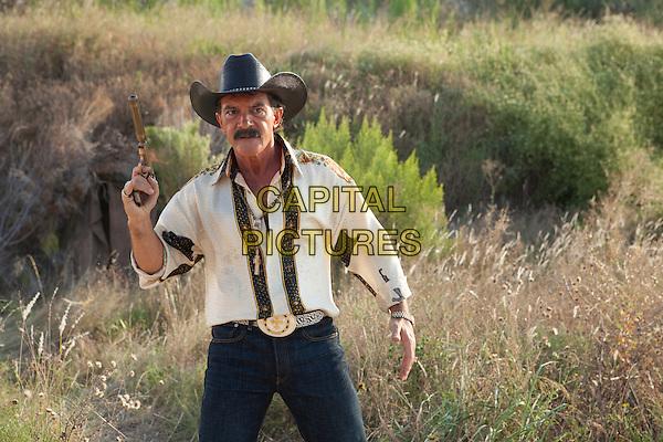 Antonio Banderas<br /> in Machete Kills (2013) <br /> *Filmstill - Editorial Use Only*<br /> CAP/FB<br /> Image supplied by Capital Pictures