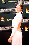 Actress Manuela Velles posses in the photocall of the 61 San Sebastian Film Festival, in San Sebastian, Spain. September 20, 2013. (ALTERPHOTOS/Victor Blanco)