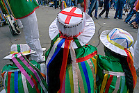 Grupo  folclórico de congada. São Paulo. 2006. Foto de Juca Martins.