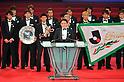 Kazumi Ohigashi, DECEMBER 5, 2011 - Football : 2011 J.League Awards at Yokohama Arena, Kanagawa, Japan. (Photo by Atsushi Tomura/AFLO SPORT) [1035]