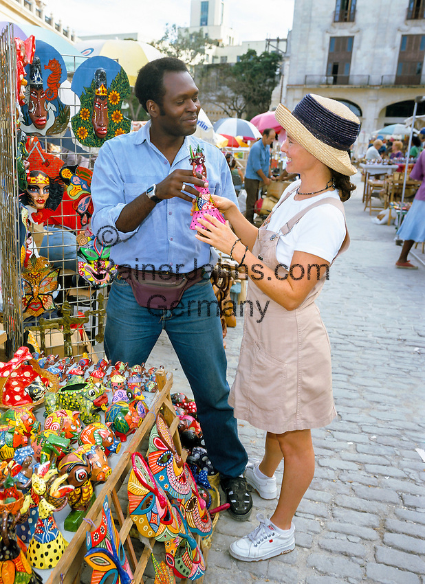 Cuba, Havana: Flea Market | Kuba, Havana: Flohmarkt