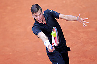 Dominic Thiem, Austria, during Madrid Open Tennis 2018 match. May 10, 2018.(ALTERPHOTOS/Acero) /NORTEPHOTOMEXICO