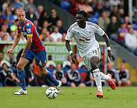 Pictured: Bafetimbi Gomis of Swansea<br />