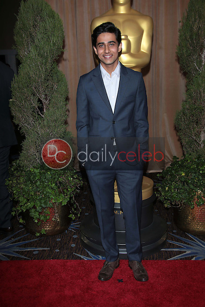 Suraj Sharma<br /> at the 85th Academy Awards Nominations Luncheon, Beverly Hilton, Beverly Hills, CA 02-04-13<br /> David Edwards/DailyCeleb.com 818-249-4998
