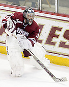 Paul Dainton (UMass - 31) - The Boston College Eagles defeated the University of Massachusetts-Amherst Minutemen 2-1 (OT) on Friday, February 26, 2010, at Conte Forum in Chestnut Hill, Massachusetts.