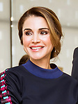 Queen Rania Launches Mobile Technology Exhibition