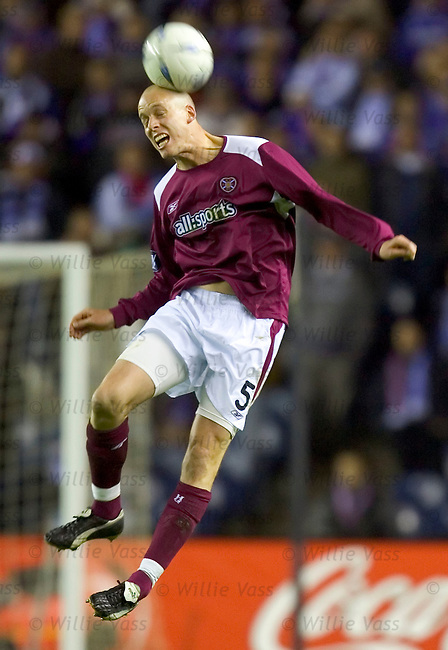 Kevin McKenna, Hearts.stock season 2004-2005.pic willie vass