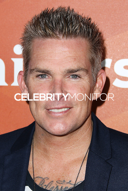 PASADENA, CA, USA - APRIL 08: Mark McGrath at the NBCUniversal Summer Press Day 2014 held at The Langham Huntington Hotel and Spa on April 8, 2014 in Pasadena, California, United States. (Photo by Xavier Collin/Celebrity Monitor)