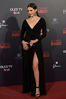 MADRID, SPAIN &ntilde; MARTCH 07: Julieth Restrepo attends 'Loving Pablo' Premiere at Callao Cinema on March 7, 2018 in Madrid, Spain. <br /> ** NOT FOR SALE IN SPAIN**<br /> CAP/MPI/JOL<br /> &copy;JOL/MPI/Capital Pictures