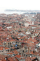 Veduta di Venezia dal Campanile di San Marco.<br /> Overview of Venice from St. Mark's bell tower.<br /> UPDATE IMAGES PRESS/Riccardo De Luca