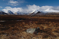 The Blackmount and Rannoch Moor, Argyll &amp; Bute<br /> <br /> Copyright www.scottishhorizons.co.uk/Keith Fergus 2011 All Rights Reserved