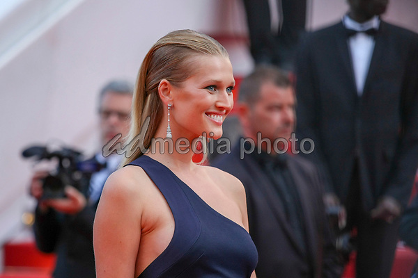 "24 May 2017 - Cannes, France - Toni Garrn . ""The Beguiled"" Premiere during the 70th Cannes Film Festival. Photo Credit: GeorgWenzel/face to face/AdMedia"