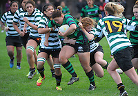150516 Women's Rugby - Wellington Club Matches