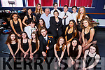 The members of the Kerry School of Music at their rehersals for their upcoming show Chicago at the school on Sunday.