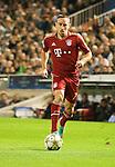 - UEFA Champions League -<br /> - Valencia CF (1)vs(1) FC Bayern Munchen -<br /> - Mestalla Stadium (Valencia-Spain) -<br /> - 20/11/2012 -