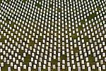 Tombstones, wide angle matrix