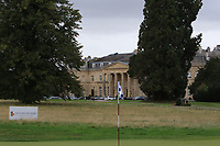 View from the 10th tee during Pro-Am of the Bridgestone Challenge 2017 at the Luton Hoo Hotel Golf &amp; Spa, Luton, Bedfordshire, England. 06/09/2017<br /> Picture: Golffile | Thos Caffrey<br /> <br /> <br /> All photo usage must carry mandatory copyright credit (&copy; Golffile | Thos Caffrey)
