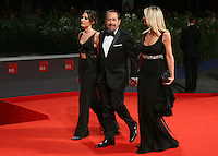 Guillermo Francella attends the red carpet for the premiere of the movie 'El Clan' during the 72nd Venice Film Festival at the Palazzo Del Cinema in Venice, Italy, September 6, 2015.<br /> UPDATE IMAGES PRESS/Stephen Richie