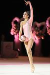 Ravilya Farkhutdinova (UZB), OCTOBER 4, 2015 - Rhythmic Gymnastics : AEON CUP 2015 World wide R.G. Club Championships at Tokyo Metropolitan Gymnasium, Tokyo, Japan. (photo by Naoto Akasaka/AFLO)