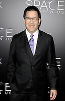 www.acepixs.com<br /> <br /> January 17 2017, LA<br /> <br /> Scott Takeda arriving at the premiere 'The Space Between Us' at the ArcLight Hollywood on January 17, 2017 in Hollywood, California. <br /> <br /> By Line: Peter West/ACE Pictures<br /> <br /> <br /> ACE Pictures Inc<br /> Tel: 6467670430<br /> Email: info@acepixs.com<br /> www.acepixs.com