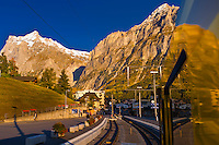 Grindelwald, Swiss Alps, Canton Bern, Switzerland