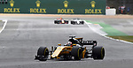 14.07.2017, Silverstone Circuit, Silverstone, FORMULA 1 BRITISH GRAND PRIX 2017, 13.07. - 16.07.2017<br /> , im Bild<br /> Nico H&uuml;lkenberg (GER#27), Renault Sport F1 Team<br /> <br /> Foto &copy; nordphoto / Bratic