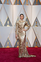 www.acepixs.com<br /> <br /> February 26 2017, Hollywood CA<br /> <br /> Jessica Biel arriving at the 89th Annual Academy Awards at Hollywood &amp; Highland Center on February 26, 2017 in Hollywood, California.<br /> <br /> By Line: Z17/ACE Pictures<br /> <br /> <br /> ACE Pictures Inc<br /> Tel: 6467670430<br /> Email: info@acepixs.com<br /> www.acepixs.com