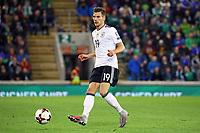 Leon Goretzka (Deutschland Germany) - 05.10.2017: Nordirland vs. Deutschland, WM-Qualifikation Spiel 9, Windsor Park Belfast