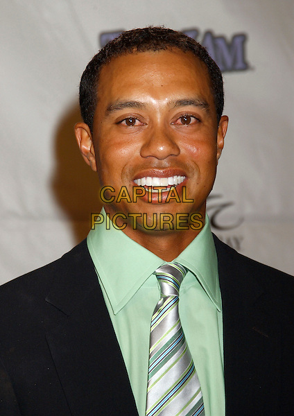 TIGER WOODS.Tiger Jam VIII benefiting the Tiger Woods Foundation held at Mandalay Bay Resort & Casino, Las Vegas, Nevada.May 21st, 2005.Photo Credit: Laura Farr/AdMedia.headshot portrait red eyes bloodshot.www.capitalpictures.com.sales@capitalpictures.com.© Capital Pictures.
