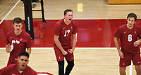 Stanford Volleyball M vs Menlo, January 4, 2019