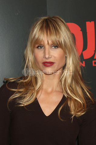 NEW YORK, NY - DECEMBER 11: Lucy Punch at the Screening Of 'Django Unchained' at  the Ziegfeld Theater on December 11, 2012 in New York City.Credit: RW/MediaPunch Inc.