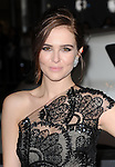 Zoey Deutch attends The Weinstein Company L.A. Premiere of Vampire Academy held at The Premiere House at Regal Cinemas L.A. Live Stadium 14 in Los Angeles, California on February 04,2014                                                                               © 2014 Hollywood Press Agency