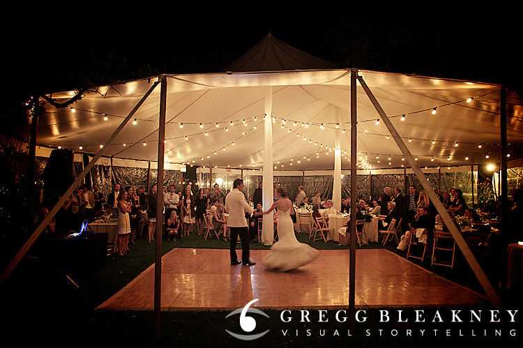 Brett Dewey and Morgan Allen Wedding - Glen Ellen - CA