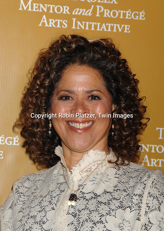 Anna Deavere Smith..arriving at The Rolex Mentor and Protege Art's Initiative Event on November 12, 2007 at The State Theatre in Lincoln Center in New York. ..Robin Platzer, Twin Images....212-935-0770