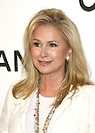 Kathy Hilton arrives at Chanel's Launch of Highly Anticipated New Concept Boutique on Robertson Boulevard on May 29, 2008 in Los Angeles, California.