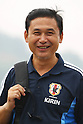Sasaki Norio Head Coach (JPN), September 9, 2011 - Football / Soccer : Women's Asian Football Qualifiers Final Round for London Olympic, Japan National Team Training at Jinan Olympic Sports Center Training Ground, Jinan, China. (Photo by Daiju Kitamura/AFLO SPORT) [1045]