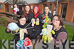 GETTING CRAFTY: A new crafts group has been set up in Tralee and organisers are looking for more members; Pictured front l-r were: Kristina Sasko and Marie Quirke. BAck l-r were: Egija Adamane, Anne-Marie Button and Catherine Moran.