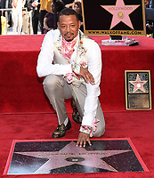 HOLLYWOOD - SEPTEMBER 24: Terrence Howard receives a star on The Hollywood Walk of Fame on September 24, 2019 in Hollywood, California. (Photo by Frank Micelotta/Fox/PictureGroup)