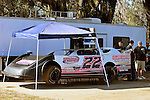 Feb 09, 2014; 3:42:21 PM; Lake City, FL., USA; The UMP Nationals running a $5000-to-win UMP DIRTcar event at North Florida Speedway.  Mandatory Credit: (thesportswire.net)