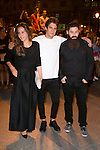 Irene Escolar and Martino Rivas attends the party of Nike and Roberto Tisci at the Casino in Madrid, Spain. September 15, 2014. (ALTERPHOTOS/Carlos Dafonte)