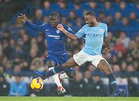 Chelsea v Manchester City - 08.12.2018